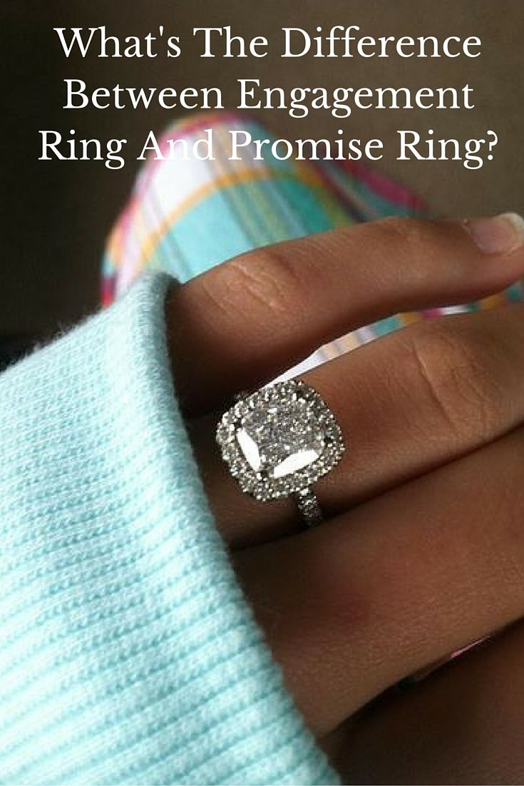 whats the difference between engagement ring and promise ring - Difference Between Engagement Ring And Wedding Ring