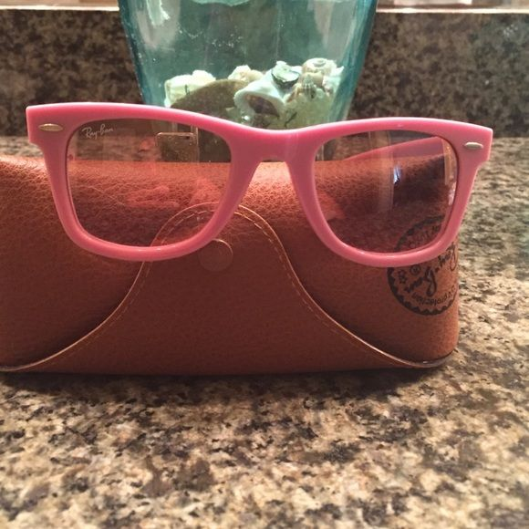 Glasses Purple sunglasses Ray-Ban Other