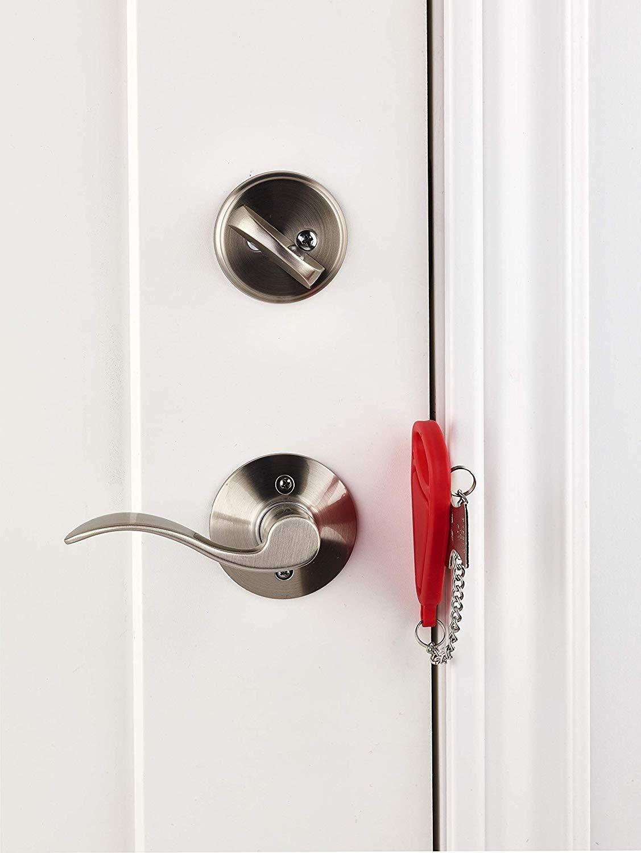 Security Lock Travel Lock Airbnb Lock School Lockdown Lock Hotel Door Locks Hotel Door Travel Lock