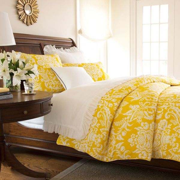 20 Yellow Duvet Sets For A Hy And Gaiety Bedroom