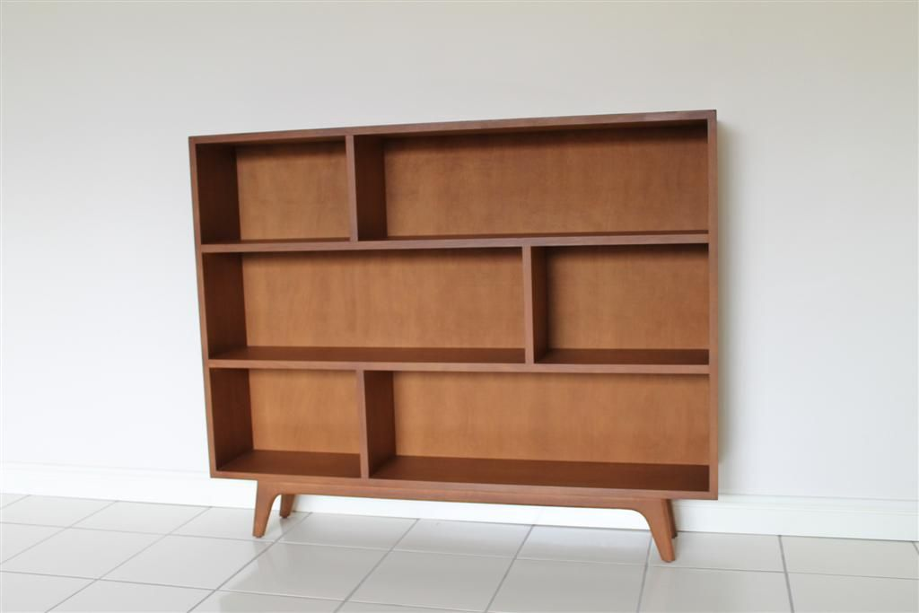Image of: Mid century furniture designers sectional bookcase
