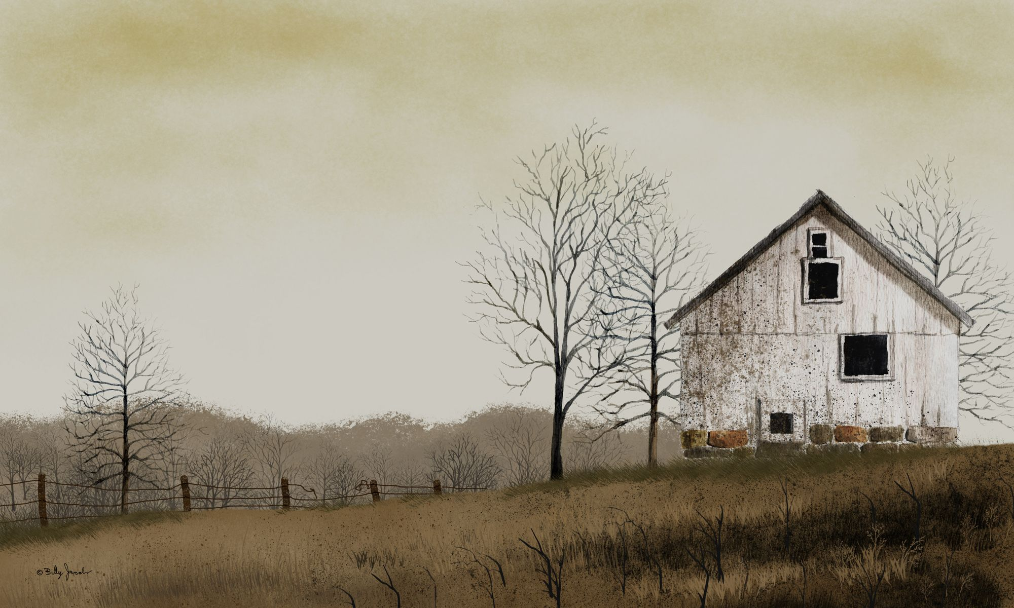 Lonely Barn By Billy Jacobs Art Pinterest Lonely Barn And