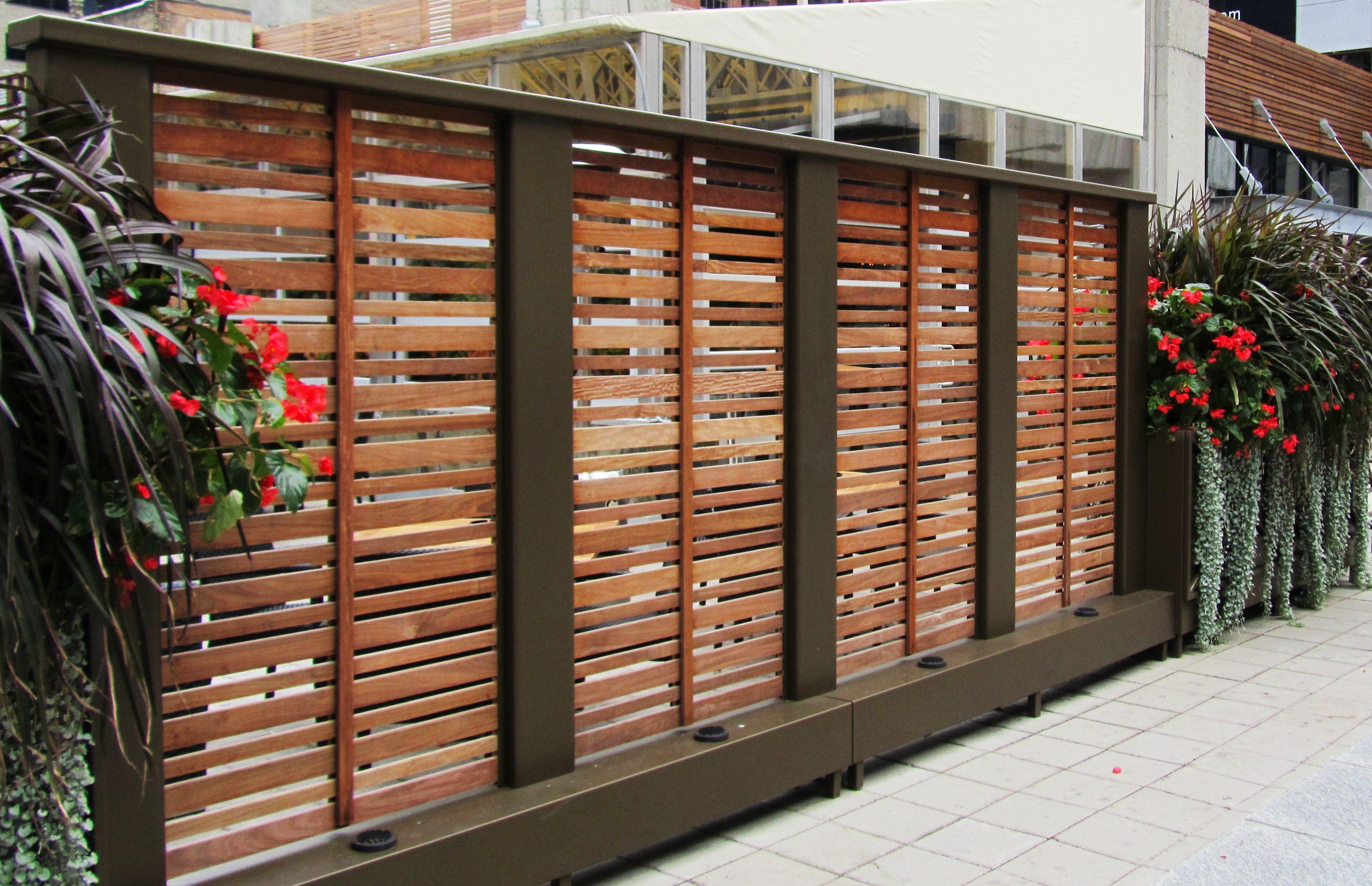 Sapele Wood Slat Screens Wood Slats Patio Fence Sapele