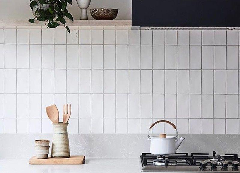 Ja oder nein Fliesen im metrostyle in Küche oder Badezimmer Auf - fliesen in der küche