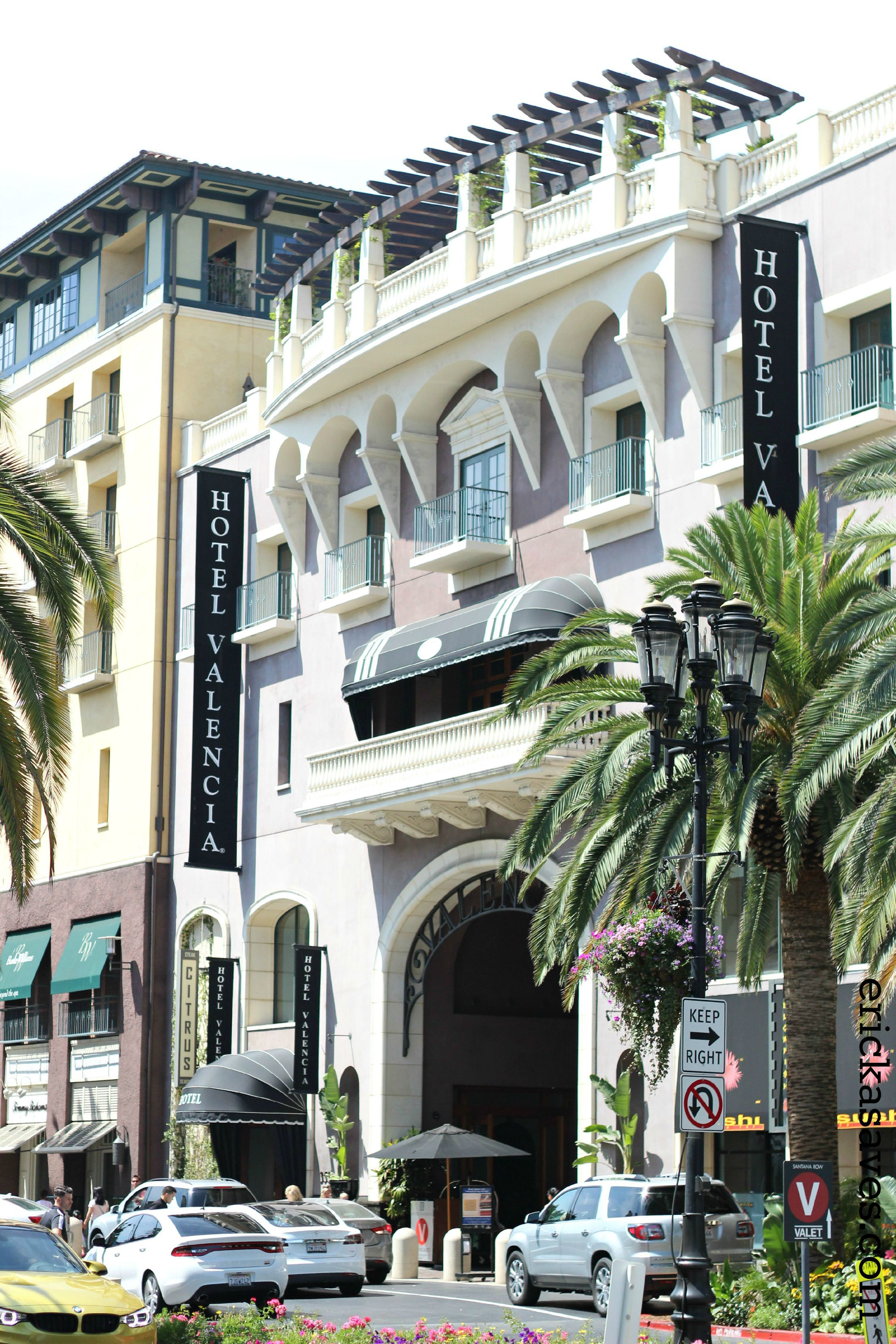 Escape To Beautiful Hotel Valencia Santana Row With Images