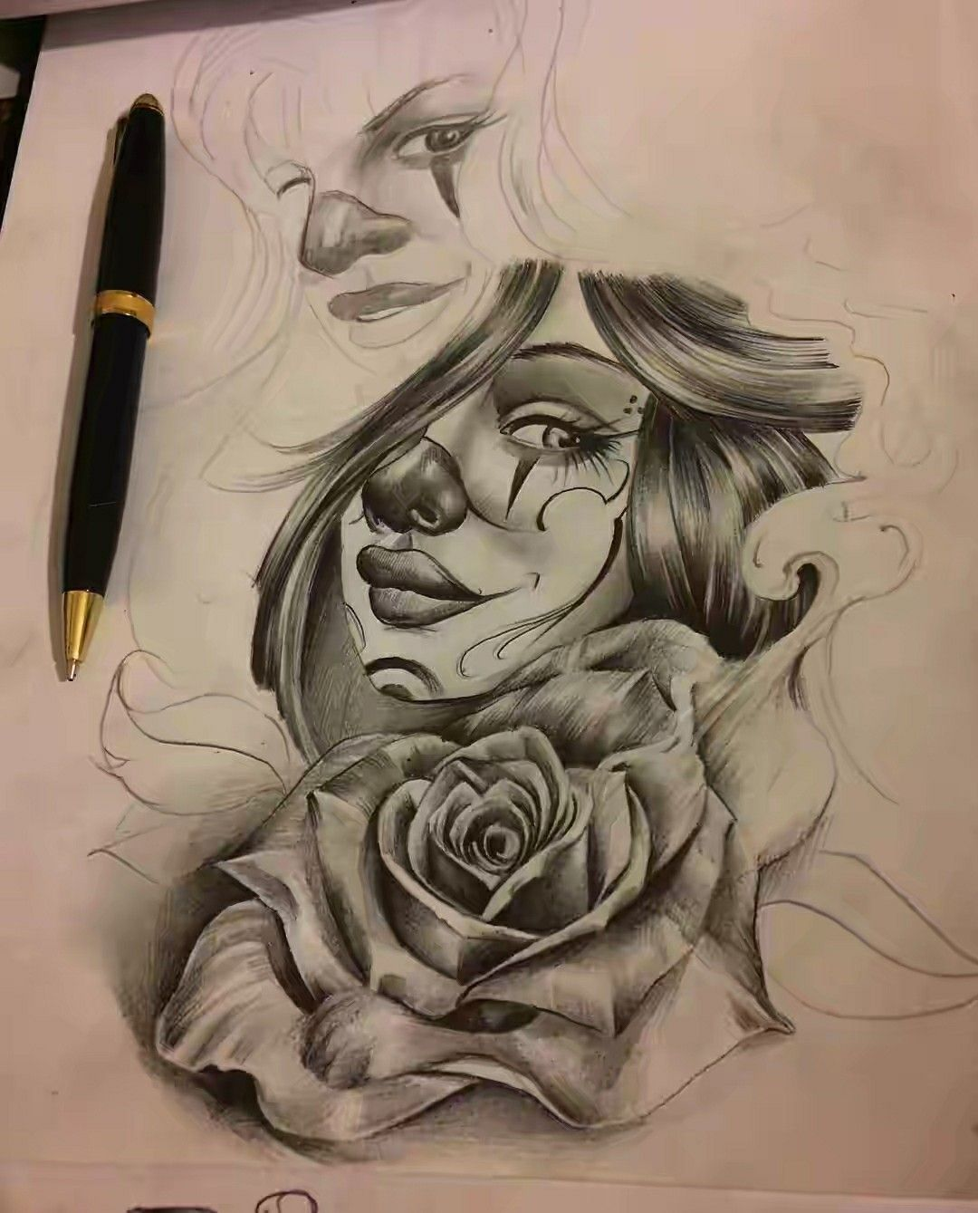 Pin Mrsilentphxaz Drawings Zeichnungen Tattoo Ideen And Malen