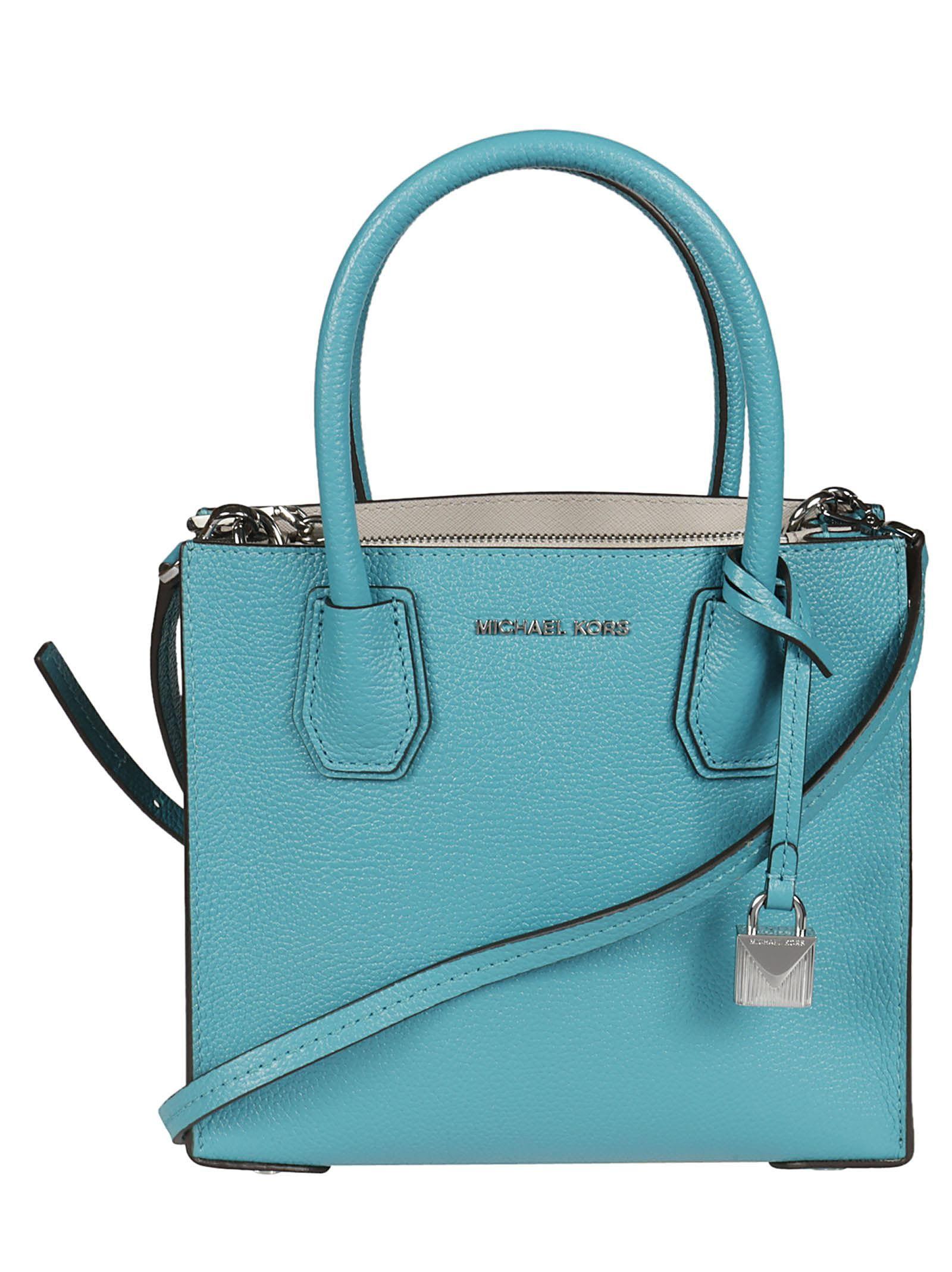 243d444e65 MICHAEL KORS MEDIUM MERCER SHOULDER BAG.  michaelkors  bags  shoulder bags   hand bags  leather  metallic