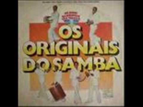 Originais Do Samba - Se Gritar Pega Ladrão