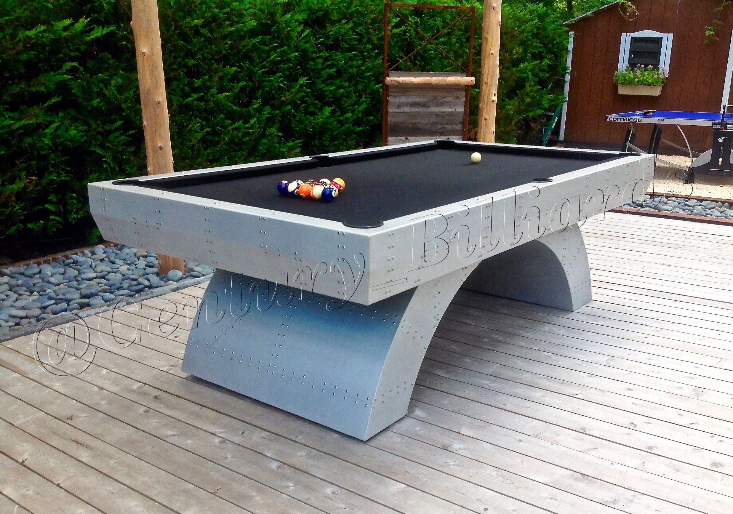 Soho Outdoor Pool Table Outdoor Pool Table Outdoor Living Design Outdoor Pool