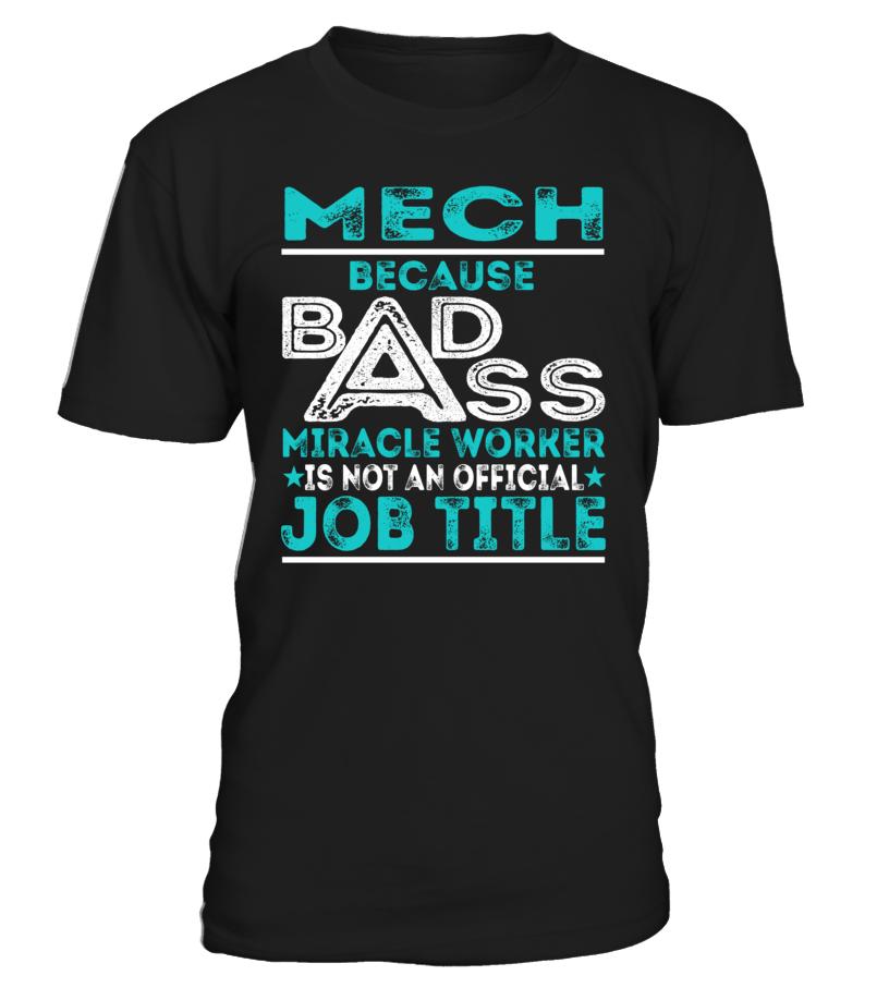 Mech - Badass Miracle Worker