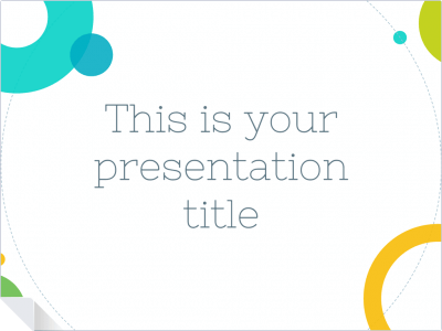 Playful Google Slides themes and Powerpoint templates for free – Google Powerpoint Template