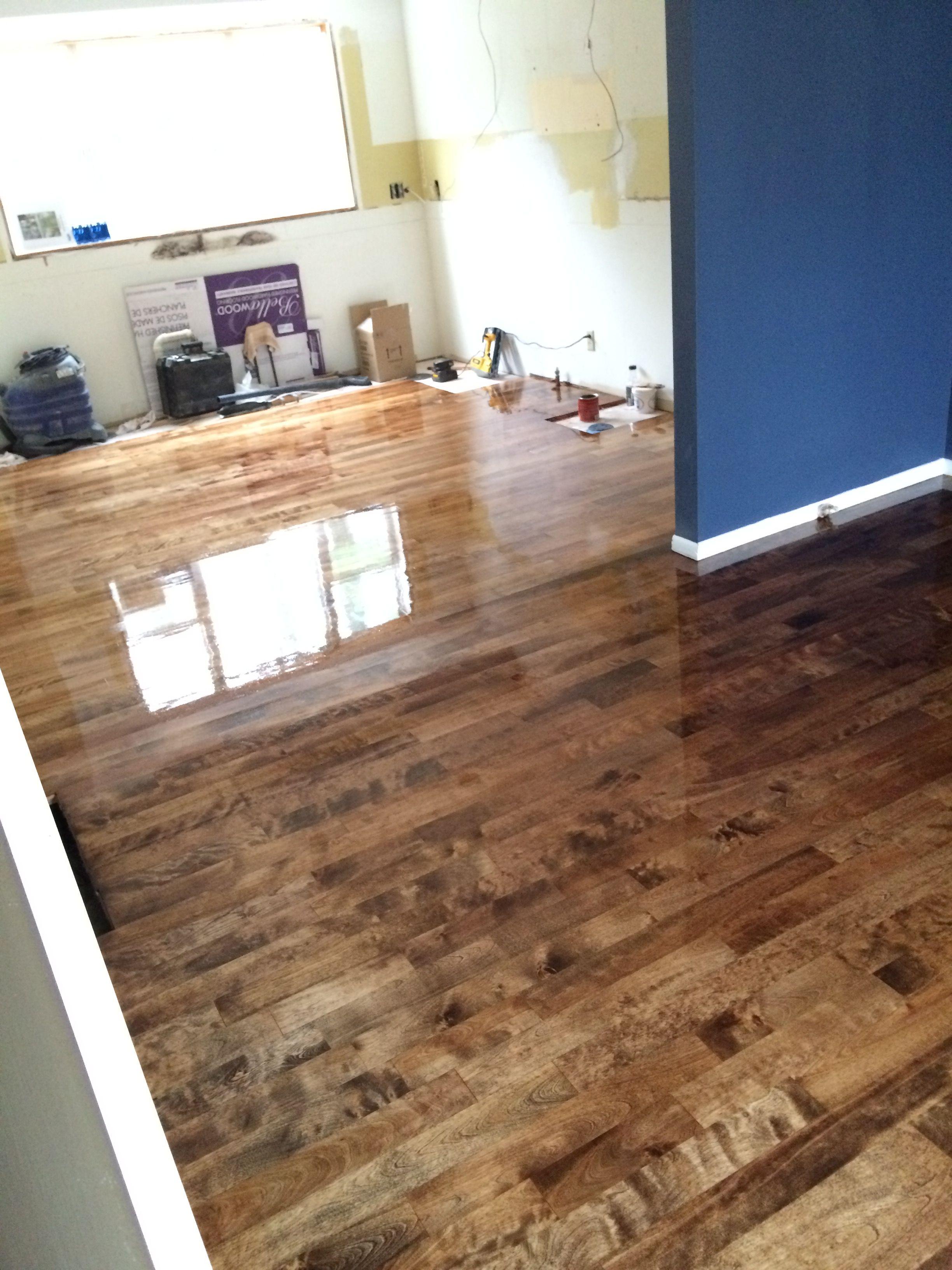 Hardwood Floor Sealer Wooden Flooring