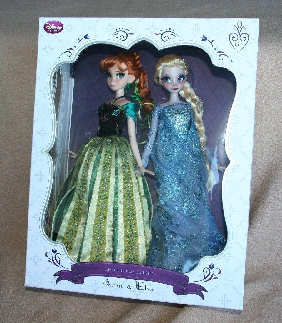 Disney Princess Anna Disney Frozen 2 Anna Doll NEW* Best Prices!