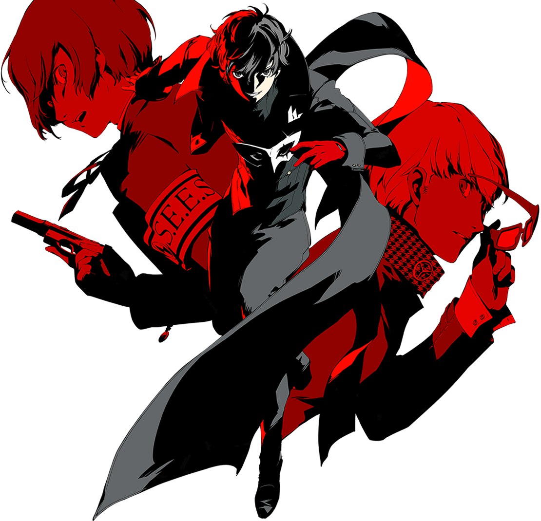 Pin by Angelica Layones on Persona 5 Persona, Persona 5