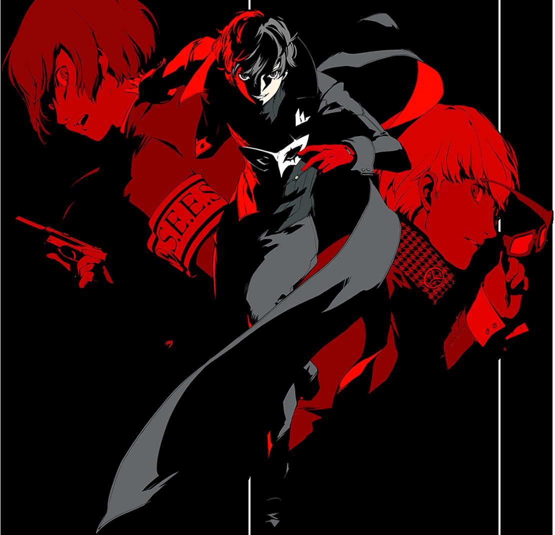 Joker Persona 5 Png