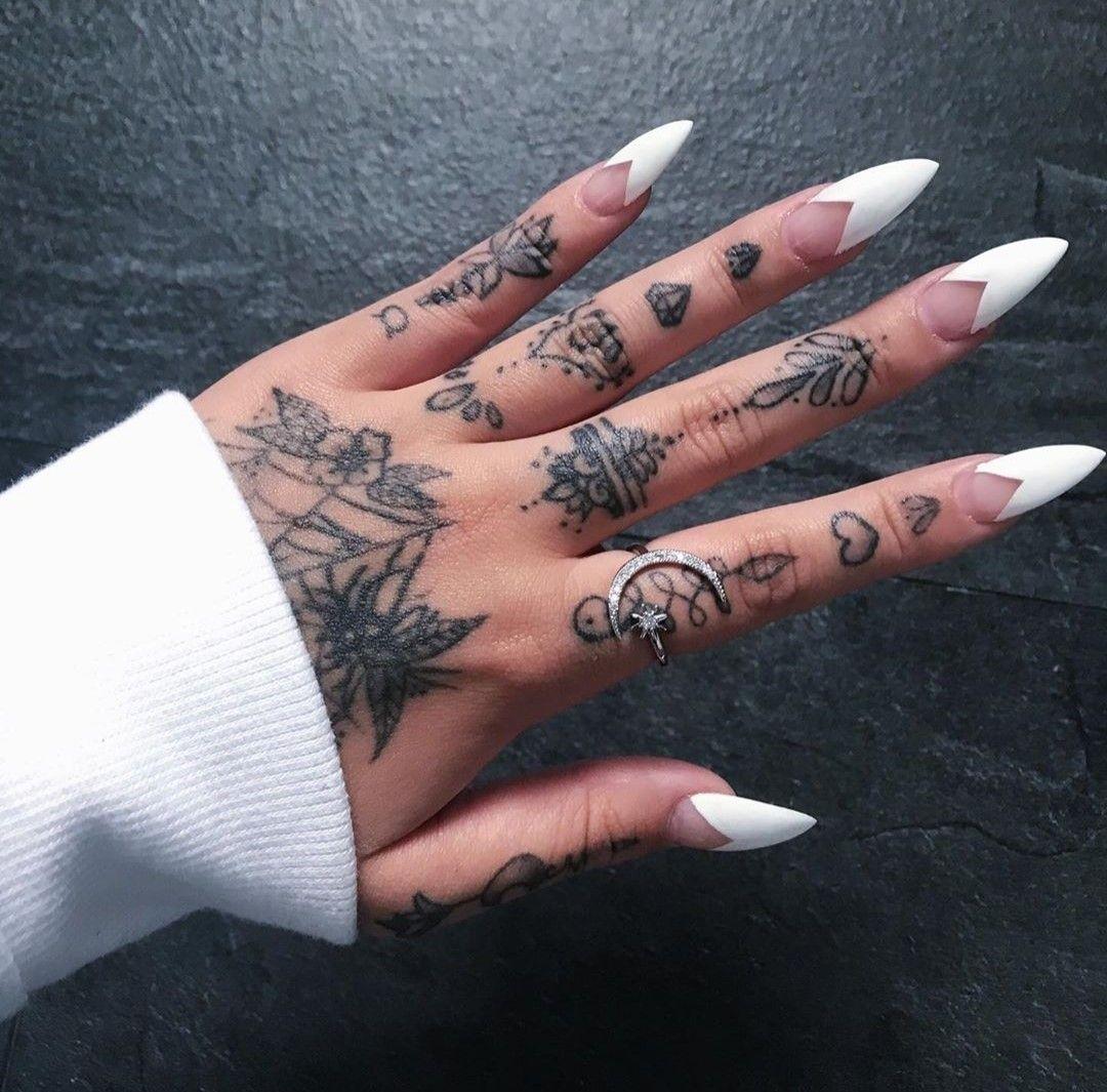 Pin by Charisa Sumner on my nails & henna   My nails