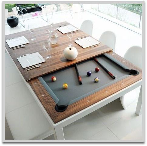 Fusion Tables Pool Table Dining Table Custom Pool Tables Pool