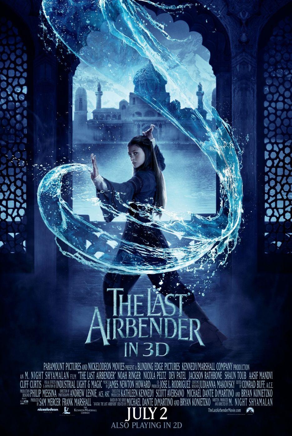 Last Airbender Katara The Last Airbender The Last Airbender Movie Avatar The Last Airbender