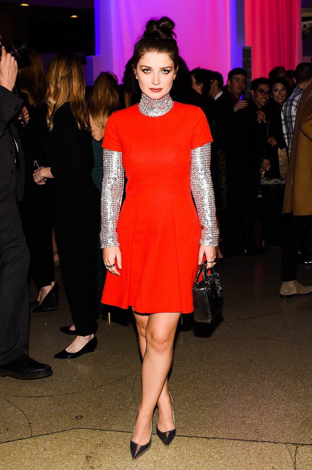 Eve Hewson (Dior) - Outubro 2015 (Guggenheim International Gala)