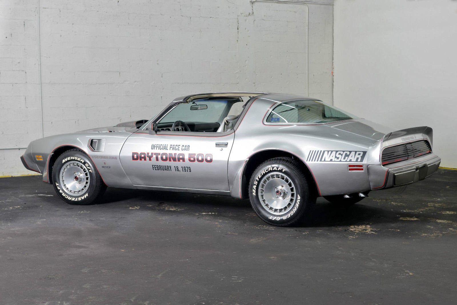 1979 Pontiac Trans Am10th Anniversary Daytona 500 Pace Car