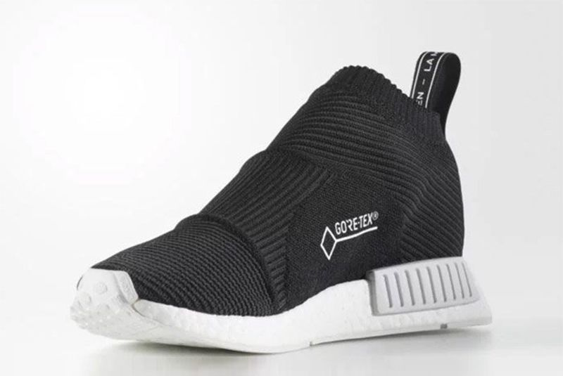 0ab43706a A First Look at the adidas Originals NMD City Sock GORE-TEX Edition