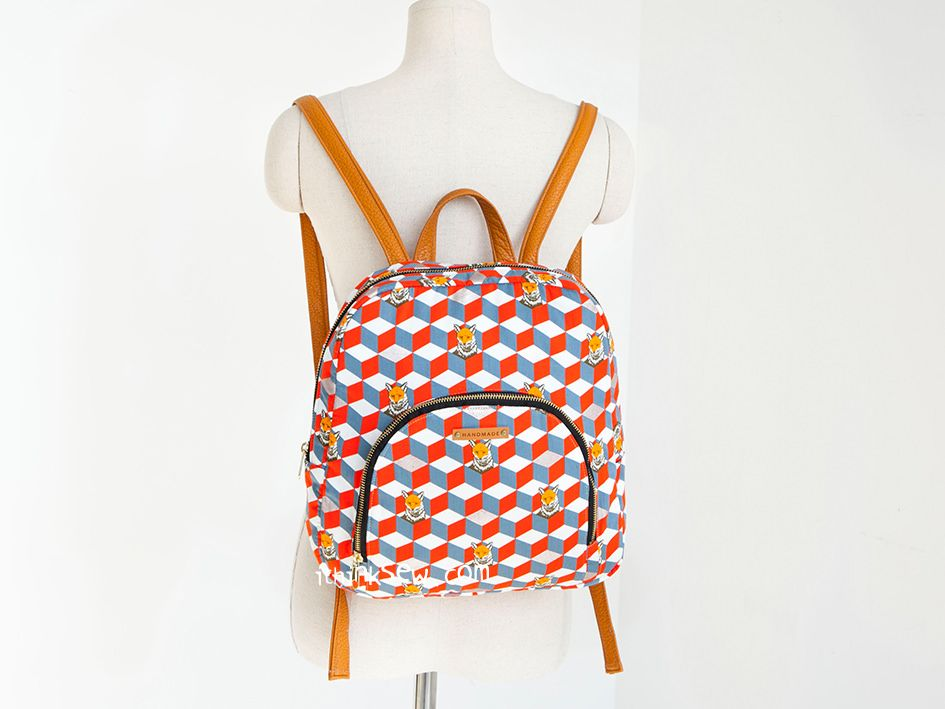 1194 Kalani Backpack PDF Pattern - New Release Sale! 50% Off! | Knit ...
