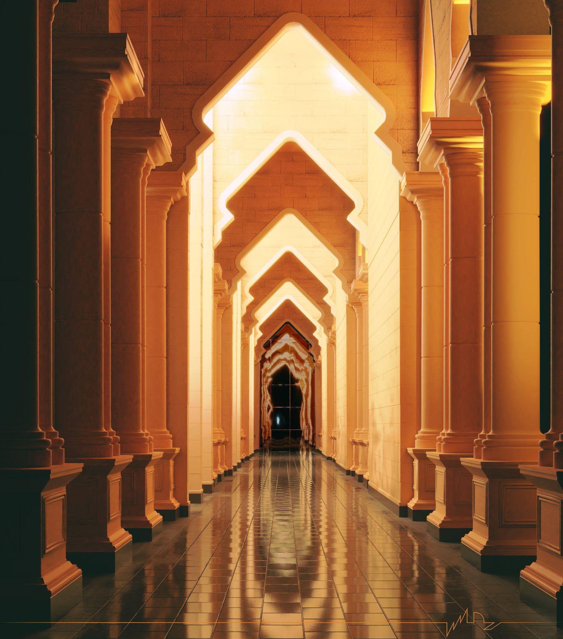 Artstation Photo To 3d Buraidah William Wildz Diaz Photo Arabian Knights Real Photos