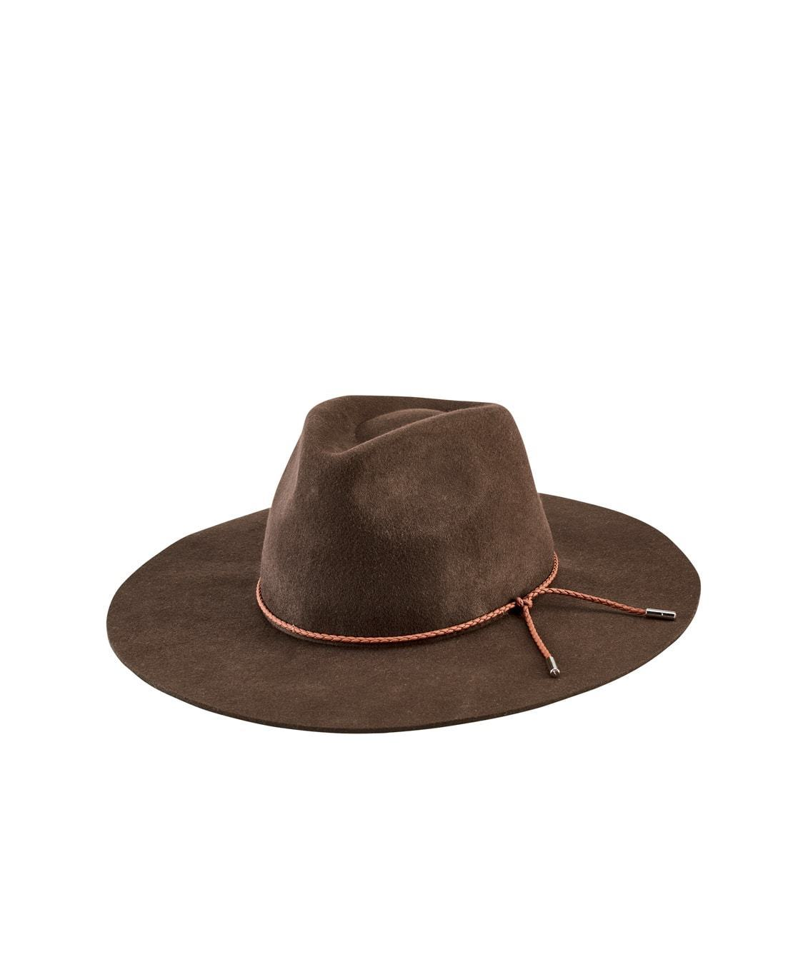3bed79f94bb Women's Floppy Fedora With Braided Trim (WFH8047) | Feb 2019 ...