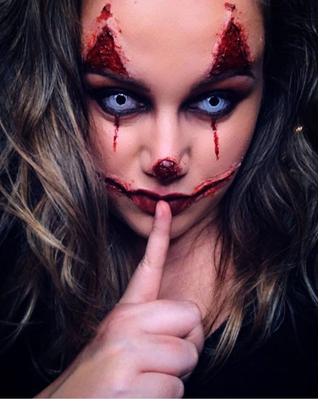 DEAD MERMAID Easy FX Halloween Makeup Mermaid diy