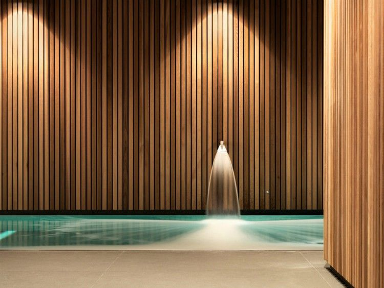 Piscine moderne en 40 idées de conception originales pour votre maison