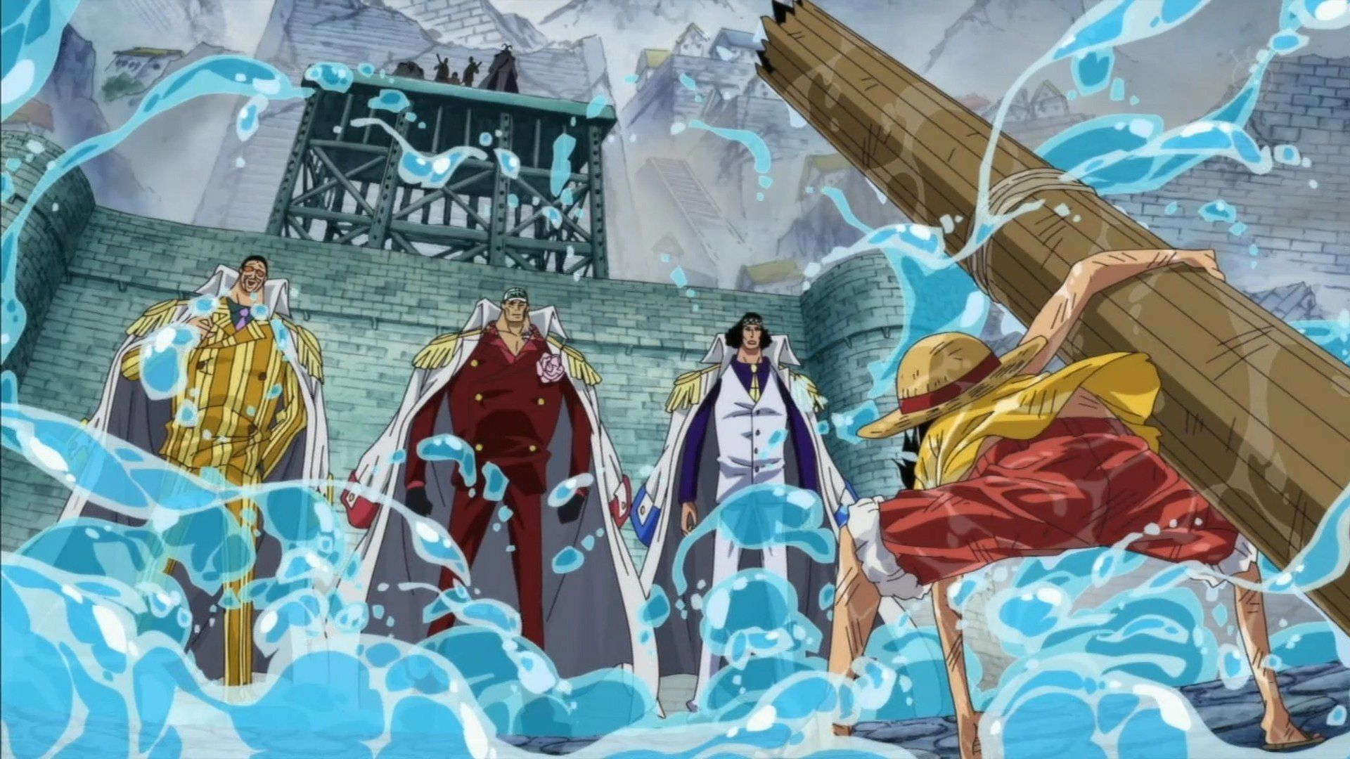 One Piece Episode 928 Release Date Plot Spoilers And Ways To Watch Online The Anime For Free In 2020 Anime One Piece Episodes Luffy