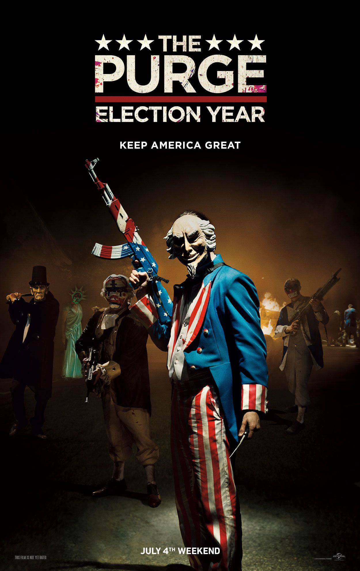 the purge election year in theaters july 1 the purge election