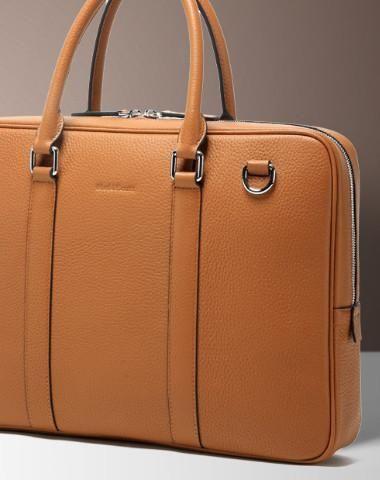 2181e976d2 Handmade leather men Briefcase bag messenger large vintage shoulder laptop  bag vintage bag