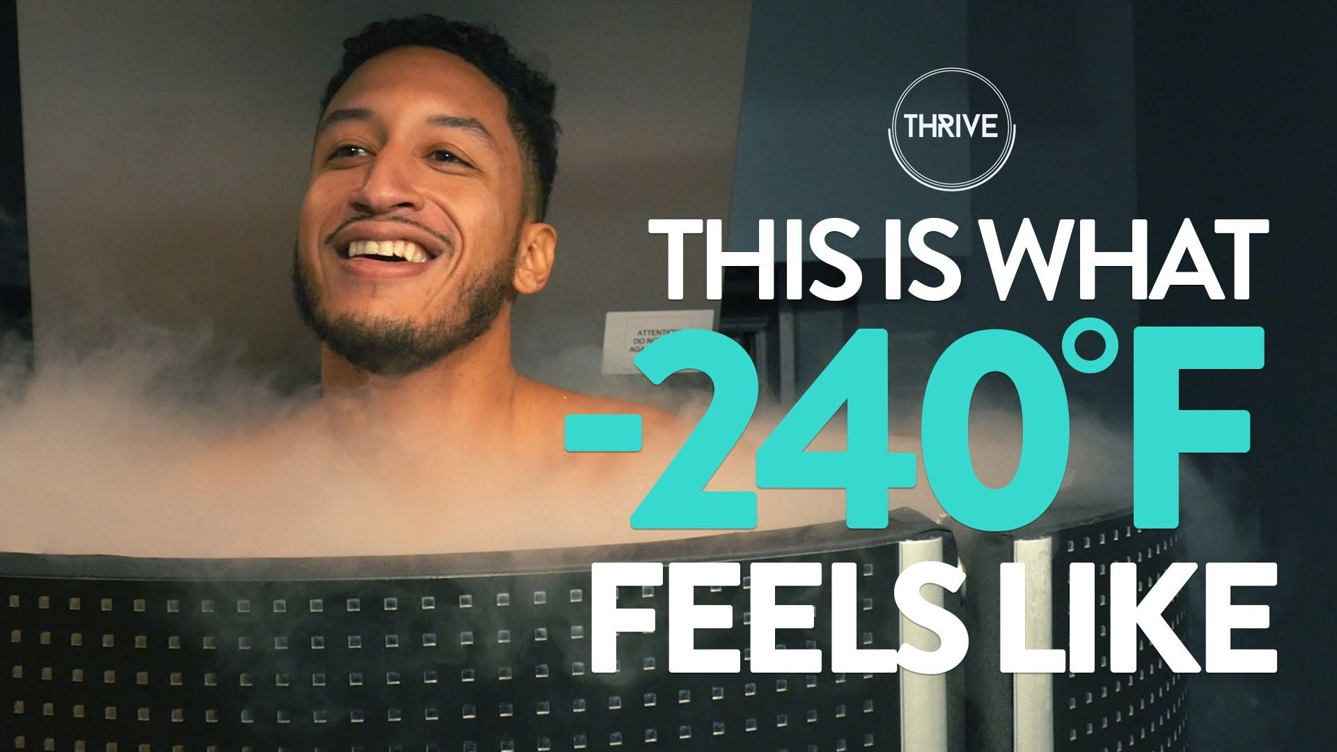 Ask Men studies the benefits of cryotherapy. cryotherapy