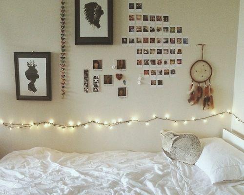 Pink white minimalist bedroom tumblr google search for Minimalist bedroom pinterest