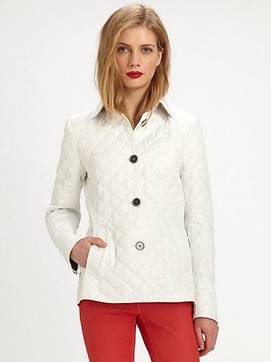 Copford Quilted Jacket - Zoom - Saks Fifth Avenue Mobile | Coats ... : copford quilted jacket - Adamdwight.com
