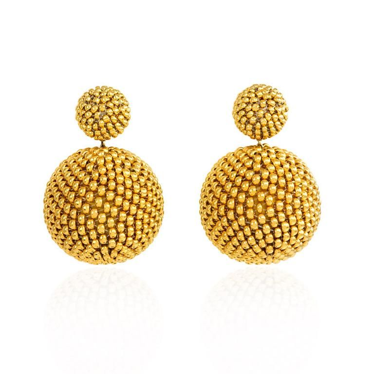 Top Gold Earring Designs - coinchains.info