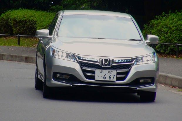 Perfect 2014 Honda Accord Specs, Price And Release Date Leaked | TechGot