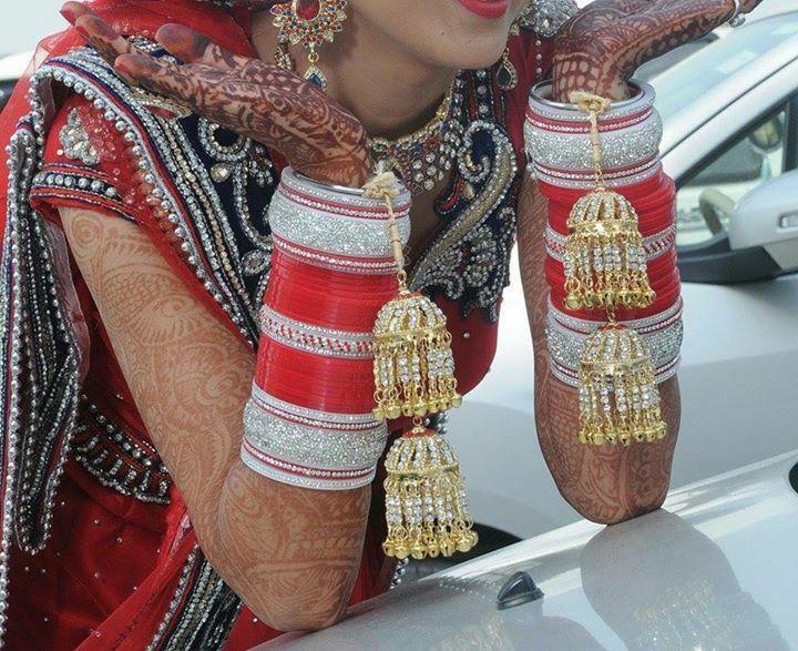 Simple Wedding Dresses Nz: Bridal Chura, Bridal