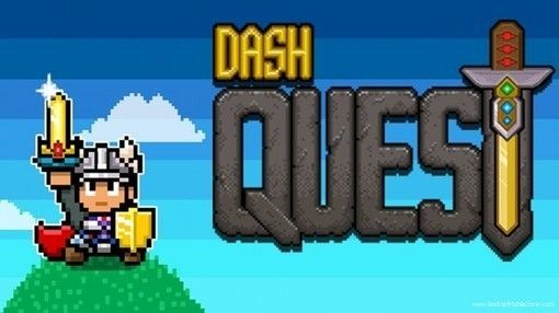 Dash Quest APK v2 7 3 (Mod) - Android Game | Modded Android