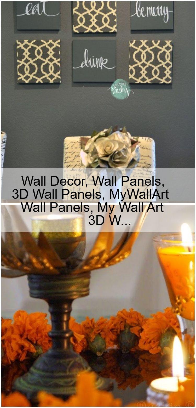 Wall Decor Wall Panels 3d Wall Panels Mywallart Wall Panels My Wall Art 3d W Esszimmer Dekor Dekor Esszimmer
