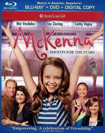 An American Girl Mckenna Shoots For The Stars Blu Ray Dvd W Dig