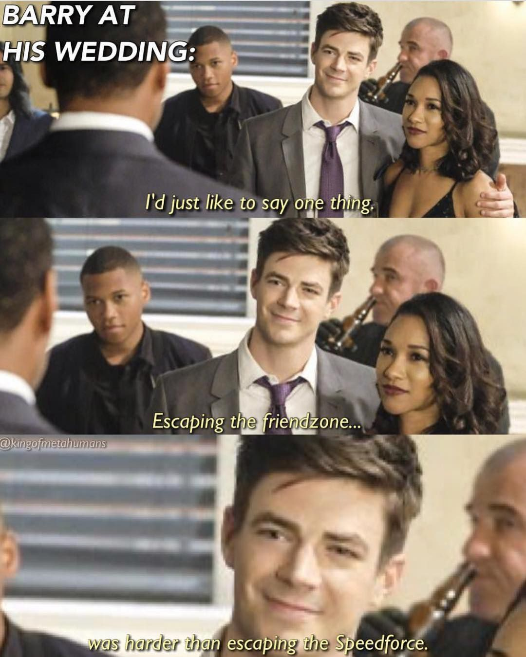 Grant Gustin At Grantgust No Instagram A Rare Meme Repost From