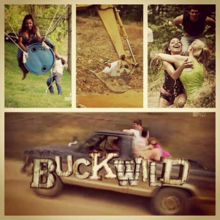Just buck it<3