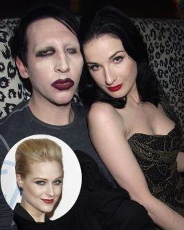 Marilyn Manson Had Been Having An Affair With His Costar Evan Rachel