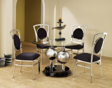 41 Round Glass Tables Ideas Glass Round Dining Table Modern Round Glass Dining Tables Glass Dining Table