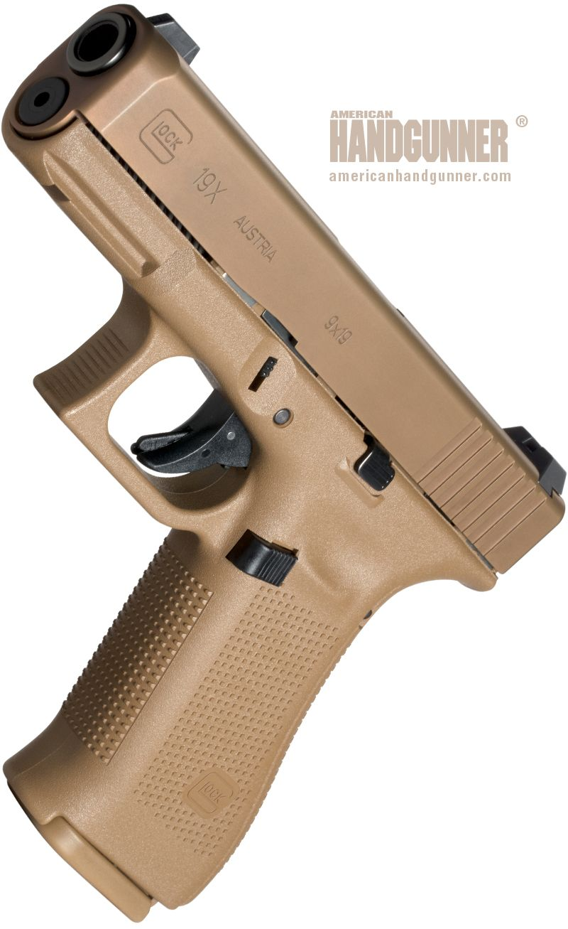EXCLUSIVE: New Glock 19X 9mm Pistol | By Michael O  Humphries