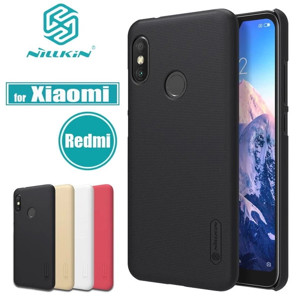 Xiaomi Redmi 6 Pro 6a 5a 5 Plus Case Cover Nillkin Frosted Matte Busin Modlilj Plastic Phone Case Case Nillkin