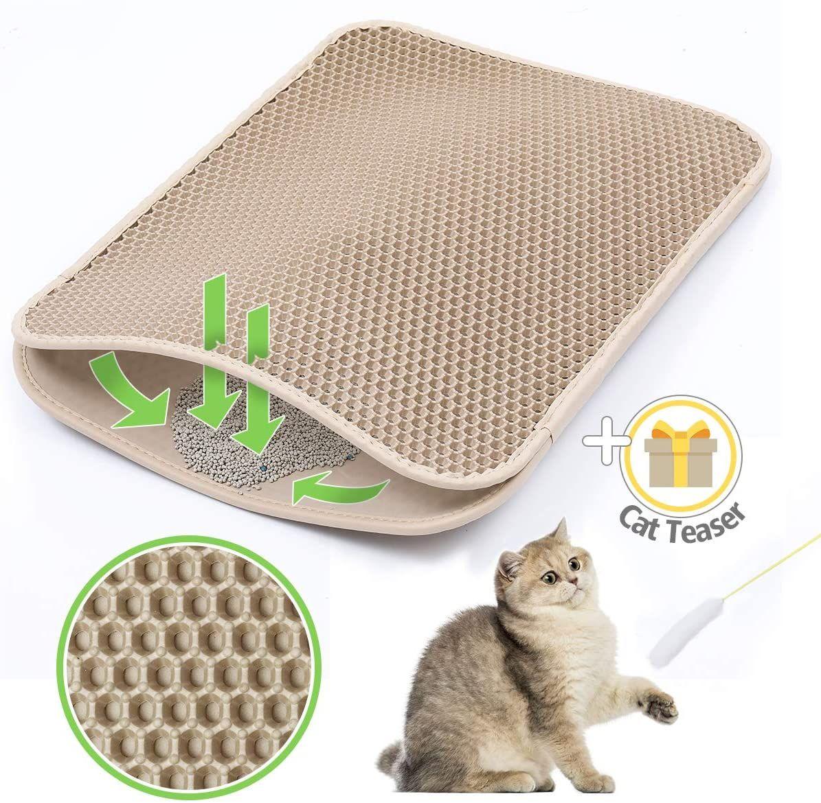 tapis de chat tapis litiere litiere chat