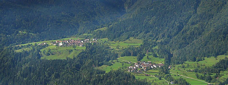 Carnic landscape